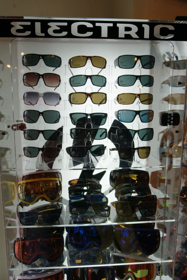 New sunglasses from Electric Visual