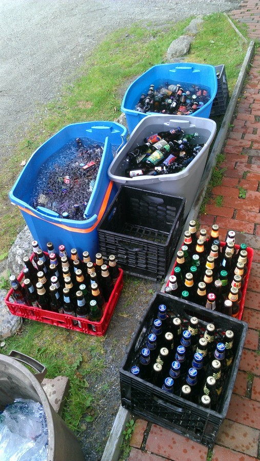 Expect a similarly ridiculous amount of beverages for this Friday's event!