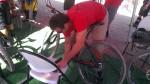 Fully Rigid Hard Eddy setup - a.k.a. put pedals on and go.
