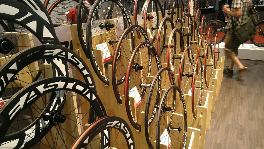 Easton Road Wheels