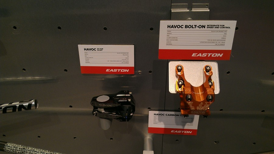 Easton Havoc Stems