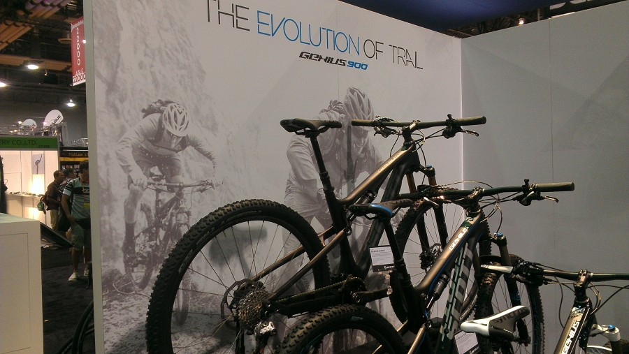 The Genius 900 is the 29er version of this popular bike.  A very capable 29er for more rugged terrain.