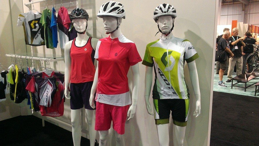 Women's colors look awesome for 2013!  You'll definitely see a good selection of both mens and womens at Skiershop and Bike Stowe next summer!