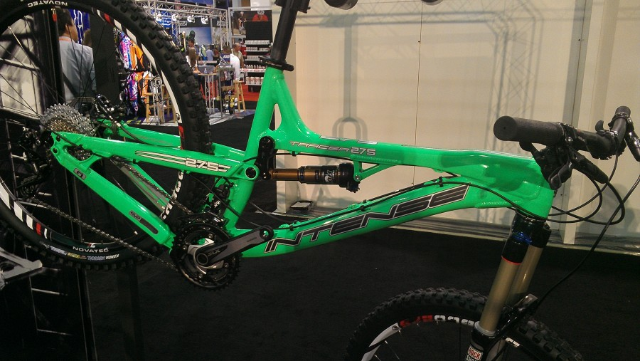New bike in a new color.  Does it get anymore exciting?