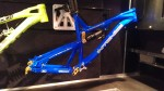 Intense Tracer 2 in Malibu Blue with Cane Creek Double Barrel Air and Bling Kit... a.k.a. my next bike frame!