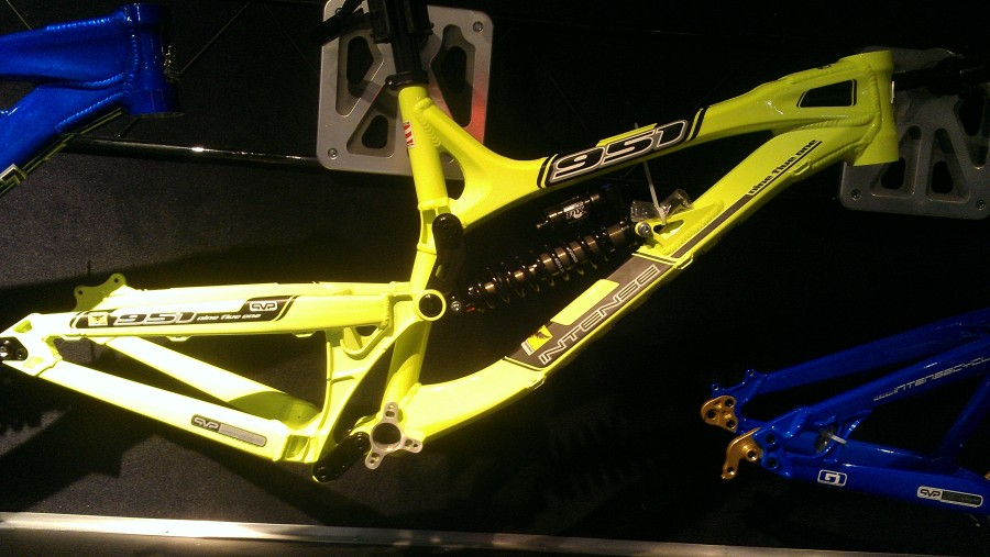 Intense 951 frame in a brand new color for 2013